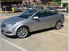 2009 Opel Astra 2l Turbo Twintop hardtop cabrio used car
