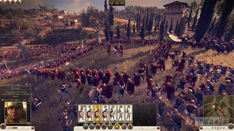 2 total war siege rage against the machine total war rome 2 s ai vg247