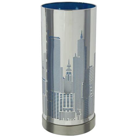le tactile new york le touch new york avec variateur tactile de lumi 232 re mod 232 le bleu maison fut 233 e