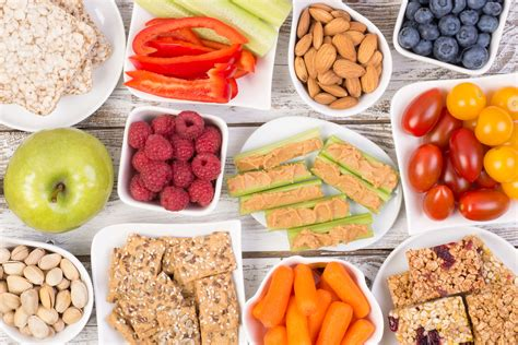 5 Healthy Snack Ideas That Require No Skills
