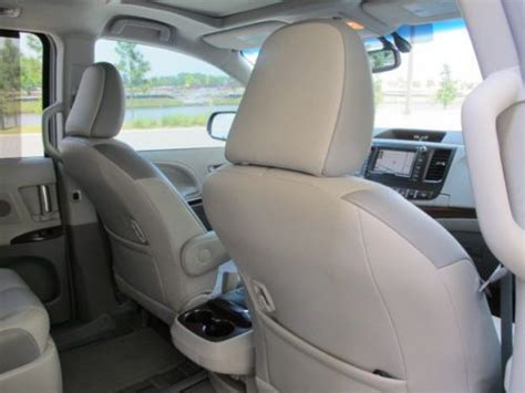 toyota reclining seats for sell used 2013 toyota limited awd nav rear dvd