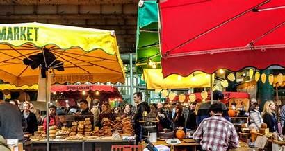 Market Borough London Foodies Gourmet Guide Stalls