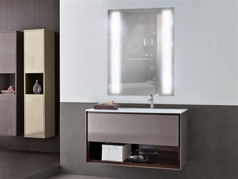 Sasha Alexandra Led Lighted Bathroom Mirror