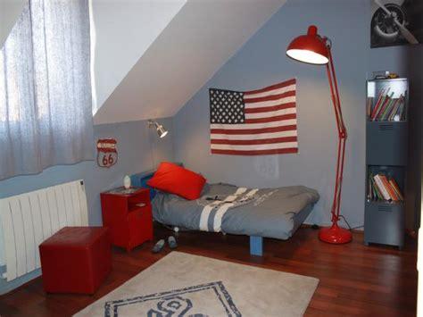 chambre ado gar n moderne couleur peinture chambre parentale 3 chambre garcon
