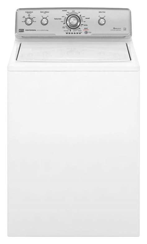 Maytag Centennial Top Load Washer Customer Reviews