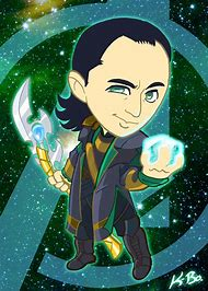 Loki Avengers Fan Art Comic
