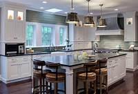 magnificent modern kitchen plan 32 Magnificent Custom Luxury Kitchen Designs by Drury Design