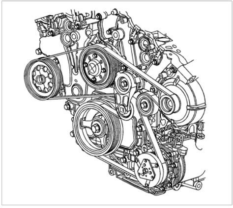 serpentine belt replacement engine mechanical problem