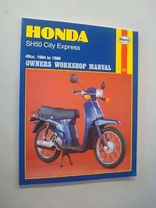 Honda Sh50 City Express 1984