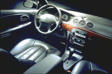 1999 Chrysler 300m Mpg by 1999 Chrysler 300m Specs Safety Rating Mpg Carsdirect