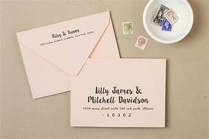 25 examples of invitation envelopes With wedding invitation envelope content