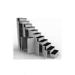 Escalier Sur Mesure Prix : escalier avec rangement pour lit mezzanine 20170905100407 ~ Edinachiropracticcenter.com Idées de Décoration