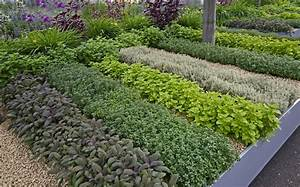 Designing, Herb, Gardens, U0026quot, Attractive, And, Efficient