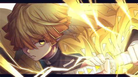 Share the best gifs now >>>. Demon Slayer Zenitsu Wallpaper - Manga
