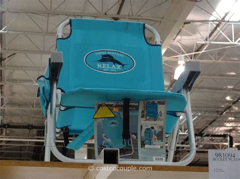 bahama backpack chair