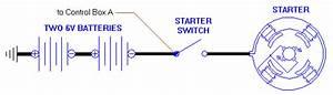 Mga Starter Circuit Diagram