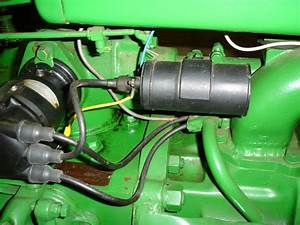 1950 B Ignition Wiring