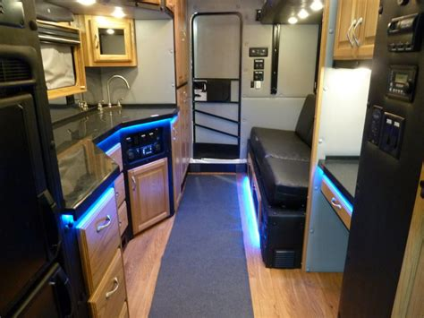 Long Kitchen Curtains What Do Luxury Sleeper Cabs For Long Haul Truck Drivers Look Like Core77