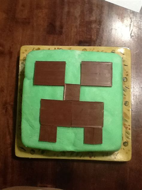 minecraft creeper cake minecraft creeper cake ideas and designs