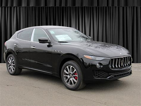 Pre Owned Maserati by Pre Owned 2019 Maserati Levante Sport Utility In Whippany