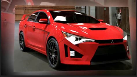 New Mitsubishi Evolution by 2019 Mitsubishi Lancer Evolution Cars Review Cars Review
