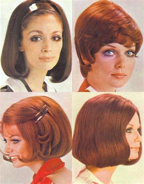 easy hair styles hair 1968 60s hair vintage hair 70s 1969