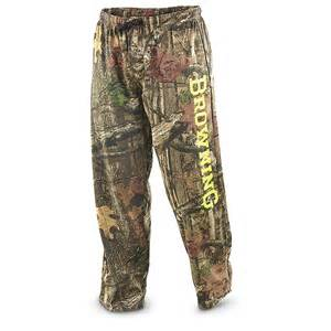 Mossy Oak Camo Lounge Pants