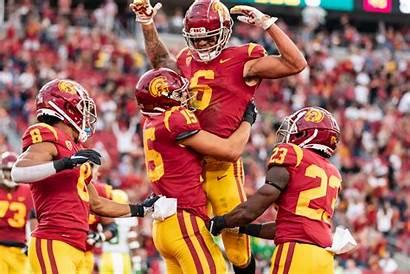 Usc Football Cal Trojans Final Road Class