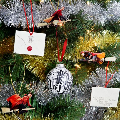 diy harry potter christmas ornaments project  awesome