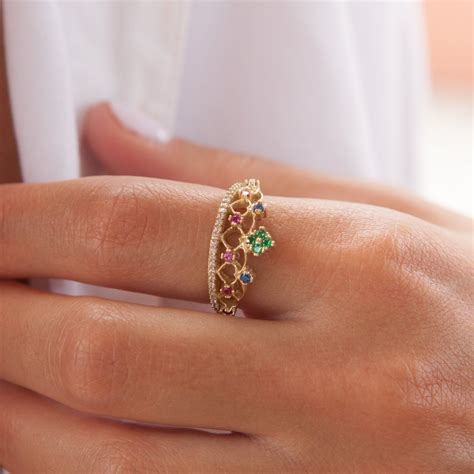 Princess Crown Rings Your Fingers Deserve To Wear ...