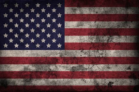 rustic faded american flag stock  pictures