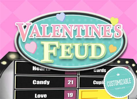 valentines feud trivia powerpoint game mac pc  ipad