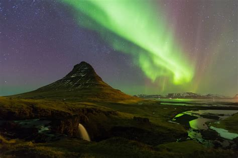 best places to see the northern lights in iceland