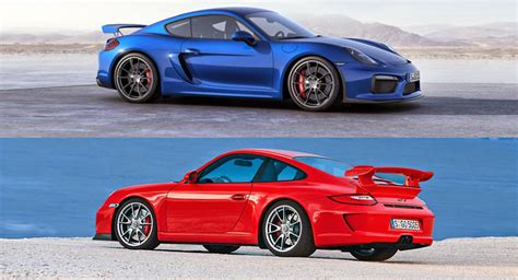 New Porsche Cayman Gt4 Vs. Used '997' 911 Gt3 [w/poll]