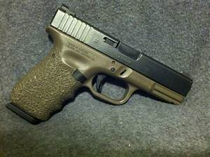 Item Gone! FS/FT Robar Custom Glock 19 OD Green Gen 3 w ...