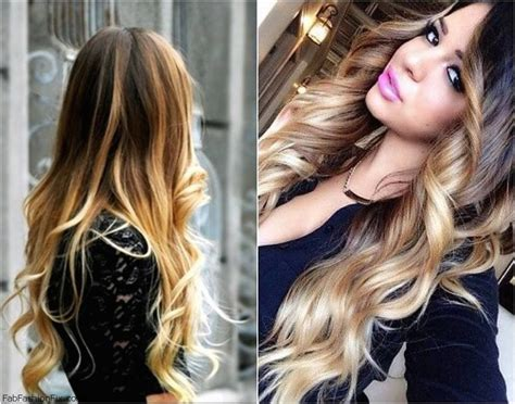 Hair Ombre by Ombre Hair Trend And Inspirations Fab Fashion Fix