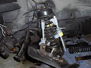 Mercedes Benz W124 Front Suspension