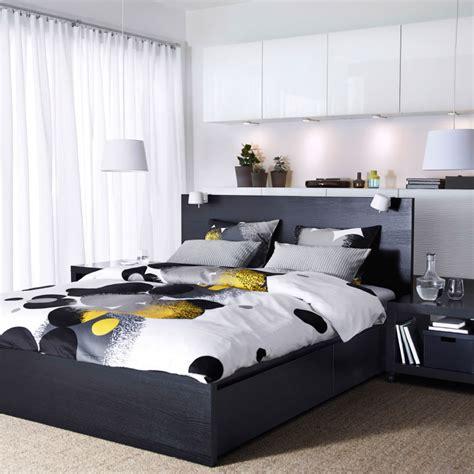 chambre malm chambre avec lit malm