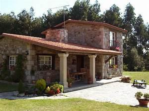 Construcciones Rústicas Gallegas: Casa en Lubre