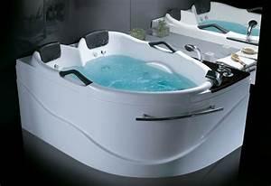 Baignoire Douche Balneo : baignoire baln o borabora gauche thalassor baignoires ~ Melissatoandfro.com Idées de Décoration