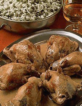 sarriette cuisine pigeons à la sarriette pour 4 personnes recettes à