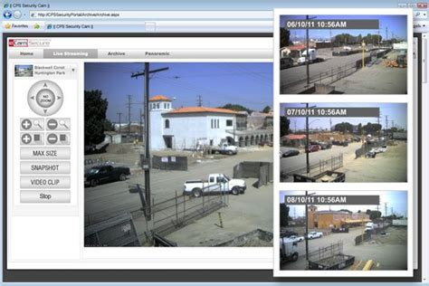 Construction Site Time Lapse Video Camera - ECAMSECURE ...