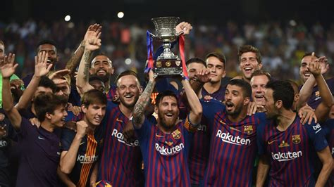 lionel messi breaks barcelona trophy record  spanish