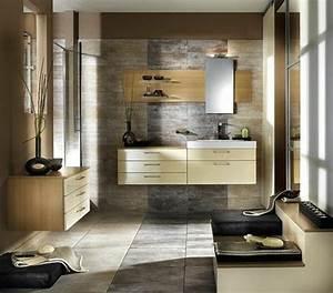 quelle couleur salle de bain choisir 52 astuces en photos With salle de bain grise et beige