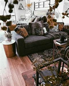 My, Rustic, Living, Room, Area, In, My, Studio, Apartment, Small