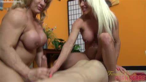 Wild Tallest Lady Knows Ffm Female Bodybuilders Penetration Mff Stepson