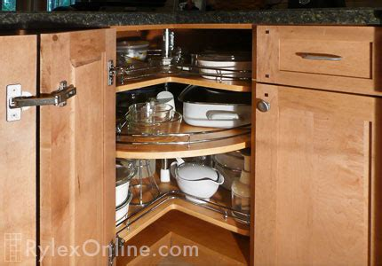 Lazy Susans Shop For Cabinet And Built In Within Susan