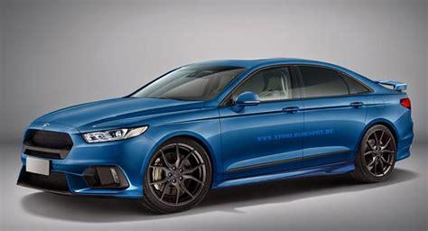 ford taurus sho review car reviews rumors