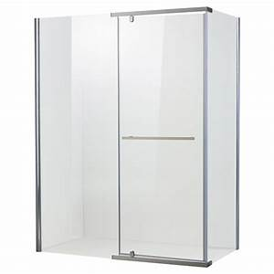 Porte de douche reversible salto 343939 x 4633939 x 75 for Porte douche 75