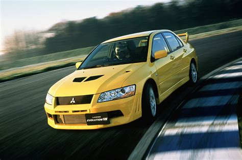 Mitsubishi Lancer Evo 7 by Mitsubishi Lancer Evolution Vii In Pictures Evo